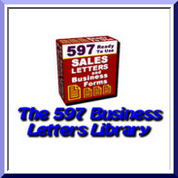 The 597 Business Letters & Forms Library 597 Business Letters & Forms